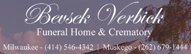 Bevsek-Verbick Funeral Home & Crematory: Muskego