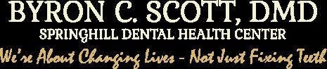 Springhill Dental Health Center: Home