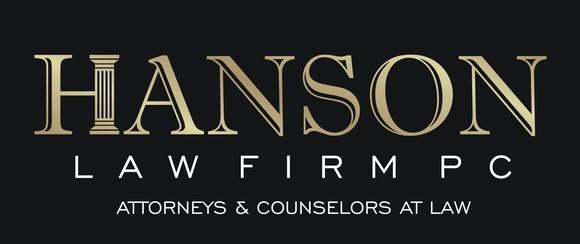 Hanson Law Firm, P.C.: Home