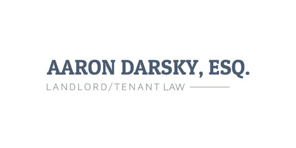 Aaron Darsky, Esq.: Home