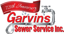 Garvin's Sewer Service: Home