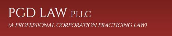 PGD Law PLLC (A PROFESSIONAL CORPORATION PRACTICING LAW): Home