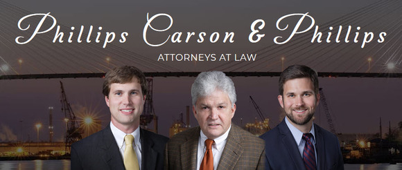 Phillips Carson & Phillips: Home