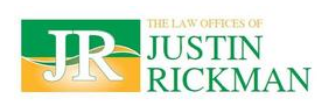 The Law Office of Justin Rickman: Home