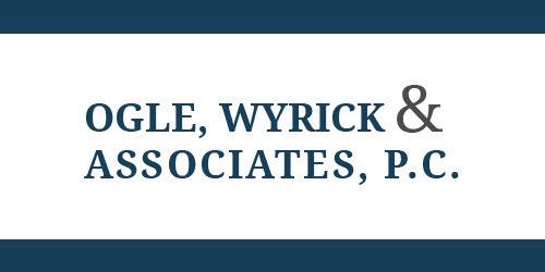 Ogle, Wyrick & Associates, P.C.: Home