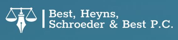Best, Heyns, Schroeder & Best P.C.: Home