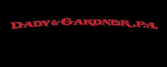 Dady & Gardner, P.A.: Home