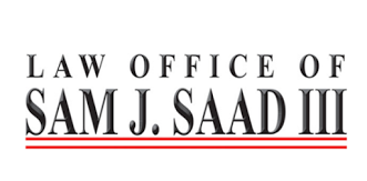 Law Office of Sam J. Saad III: Home