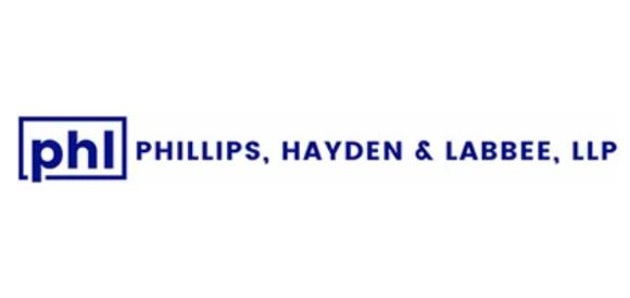 Phillips, Hayden & Labbee, LLP: Home