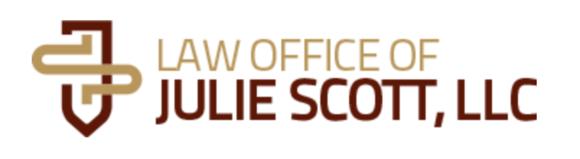 Law Office of Julie Scott, LLC: Home