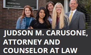 Judson M. Carusone, Attorney and Counselor at Law: Home