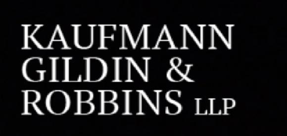 Kaufmann Gildin & Robbins LLP: Home