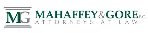 Mahaffey & Gore, P.C.: Home