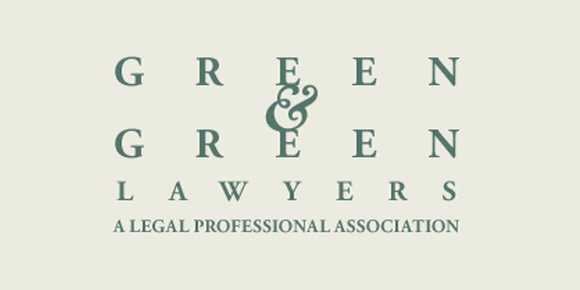 Green & Green Lawyers A Legal Professional Association: Home
