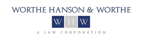 Worthe Hanson & Worthe, A Law Corporation: Home