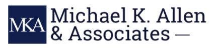 Michael K. Allen & Associates: Home