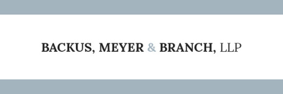 Backus, Meyer & Branch, LLP: Home