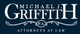 Michael J. Griffith, P.A.: Home