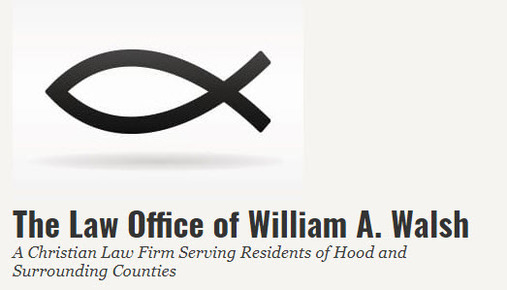 The Law Office of William A. Walsh: Home