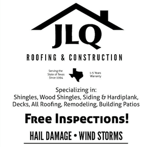 JLQ ROOFING: Home