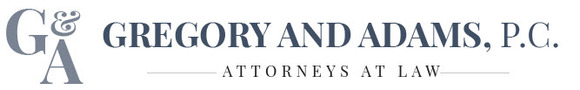 Gregory and Adams, P.C.: Home