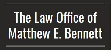 The Law Office of Matthew E. Bennett: Home
