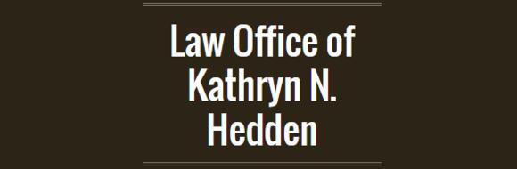 Law Office of Kathryn N. Hedden: Home