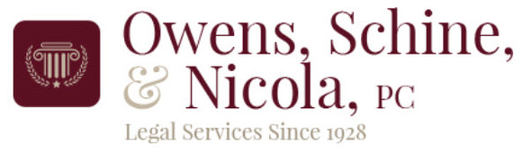 Owens, Schine, & Nicola, P.C.: Home