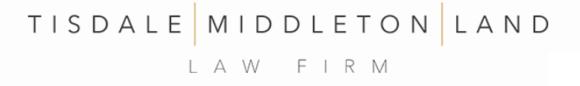 Tisdale Middleton & Land: Home