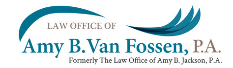 Law Office of Amy B. Van Fossen, P.A.: Home