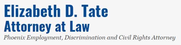 Elizabeth D. Tate: Home