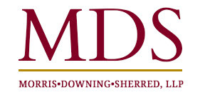 Morris, Downing & Sherred, LLP: Home