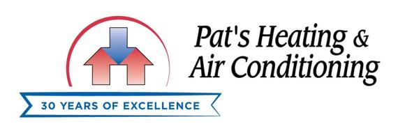 Pat's Heating & A/C, Inc.: Home