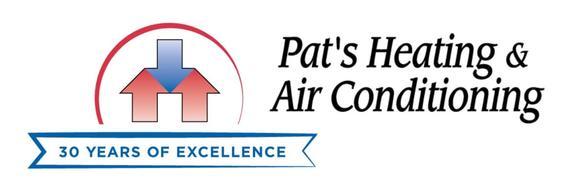 Pat's Heating & A/C, Inc.: Home