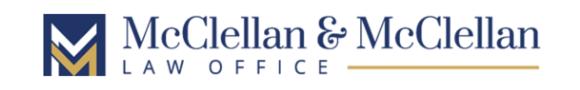 McClellan & McClellan Law Office: Home