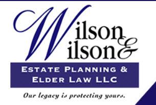 Wilson & Wilson Estate Planning and Elder Law LLC: Home