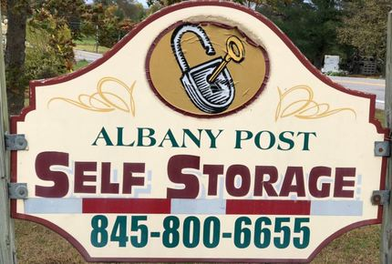 Albany Post Self Storage: Home