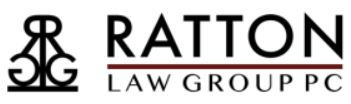 Ratton Law Group PC: Home