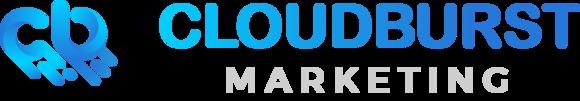 Cloudburst Marketing: Home
