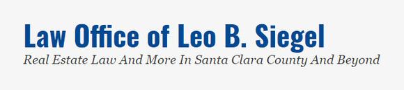 Law Office of Leo B. Siegel: Home