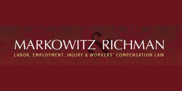 Markowitz & Richman: Home